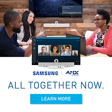 Samsung | AMX by Harman | All Together Now