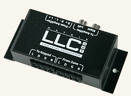 AMX Trade Site : DAS-LLC : Line Level Converter with Speaker Wire ...