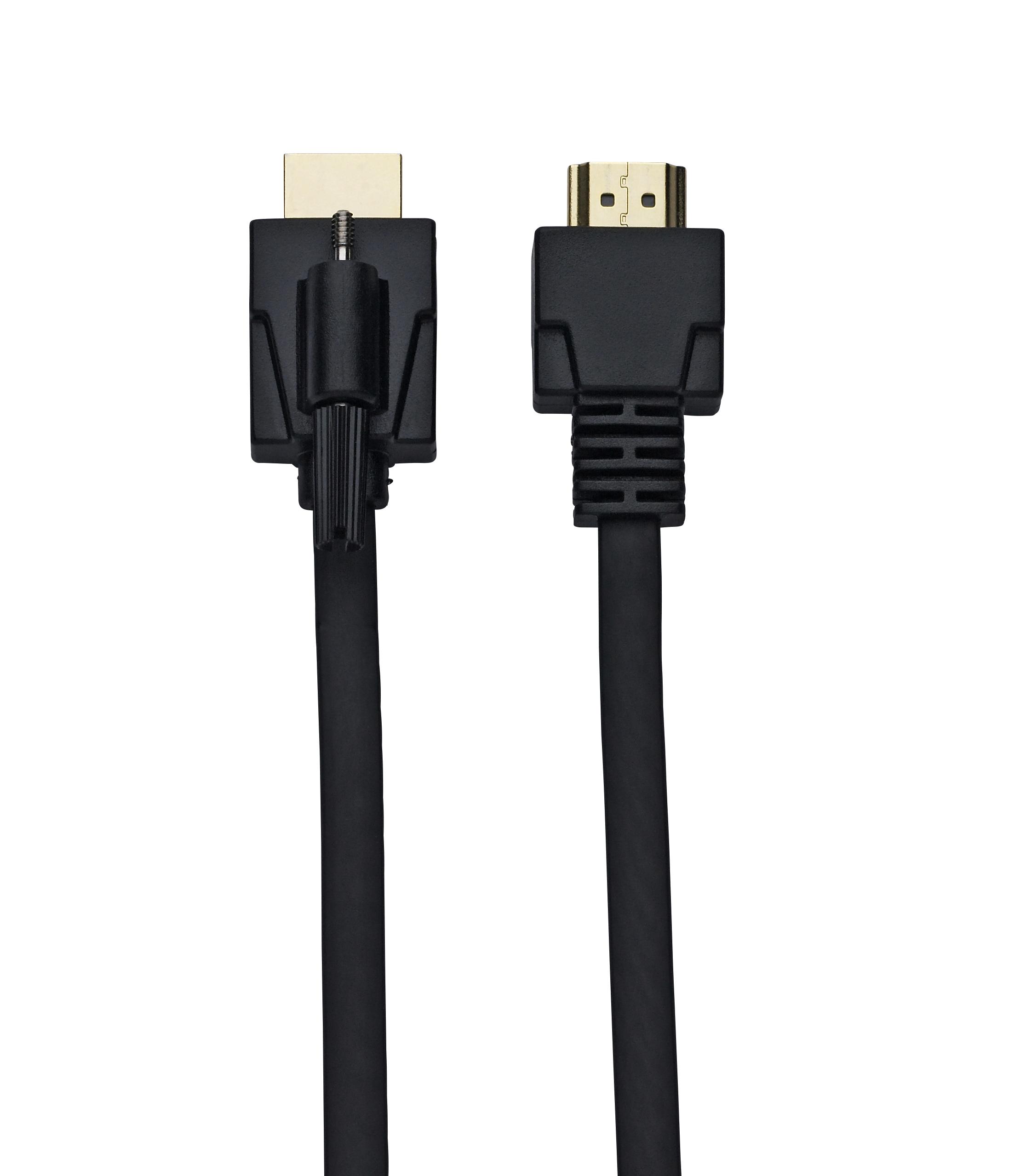 CBL-HDMI-FL - Connectors