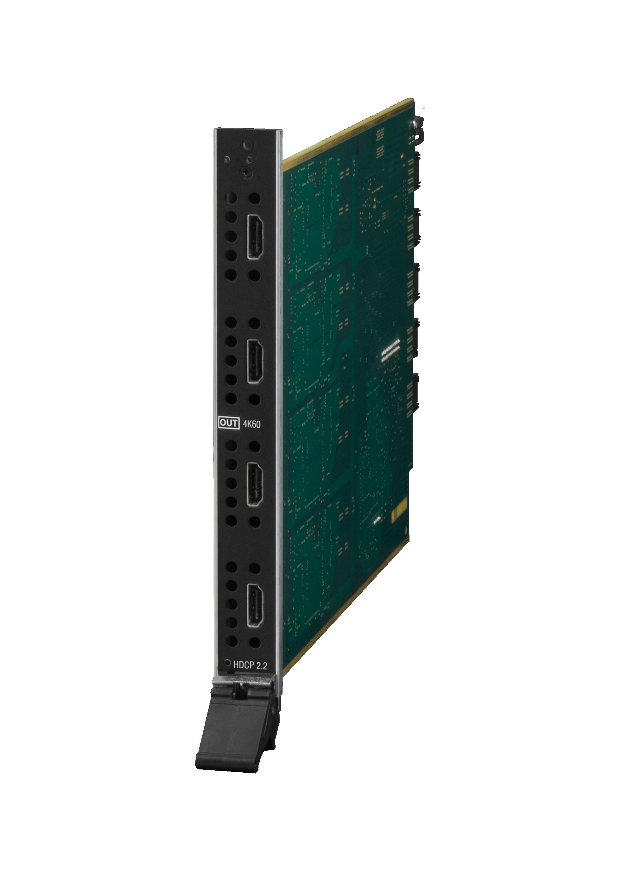 DGX-O-HDMI-4K60 - Front Left