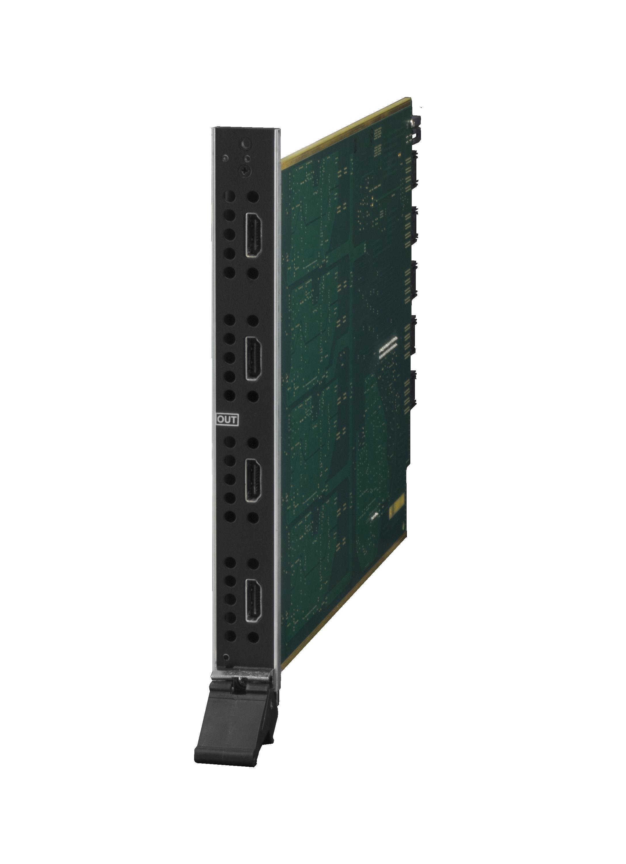 DGX-O-HDMI - Left