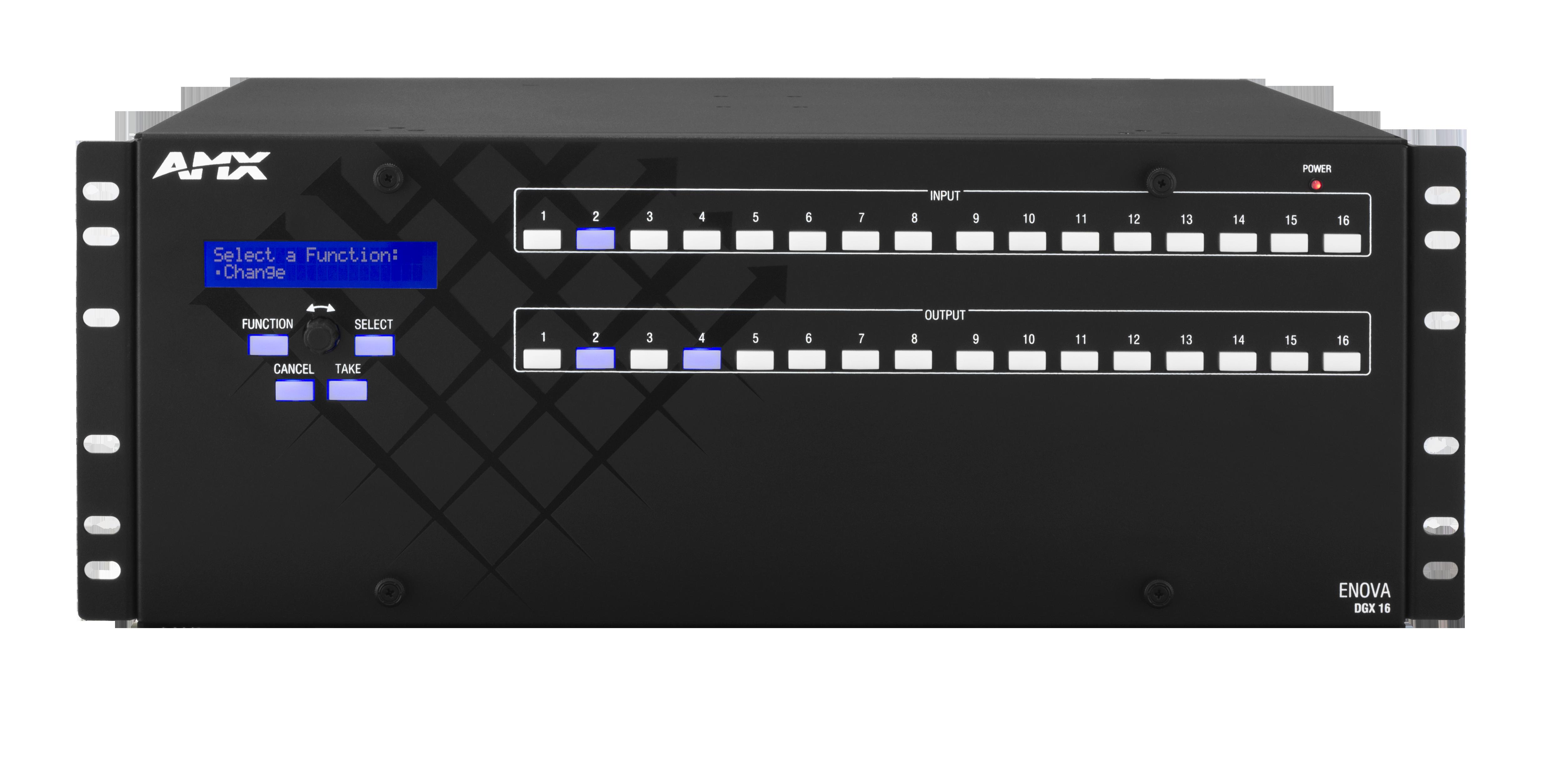 DGX16-ENC - Front