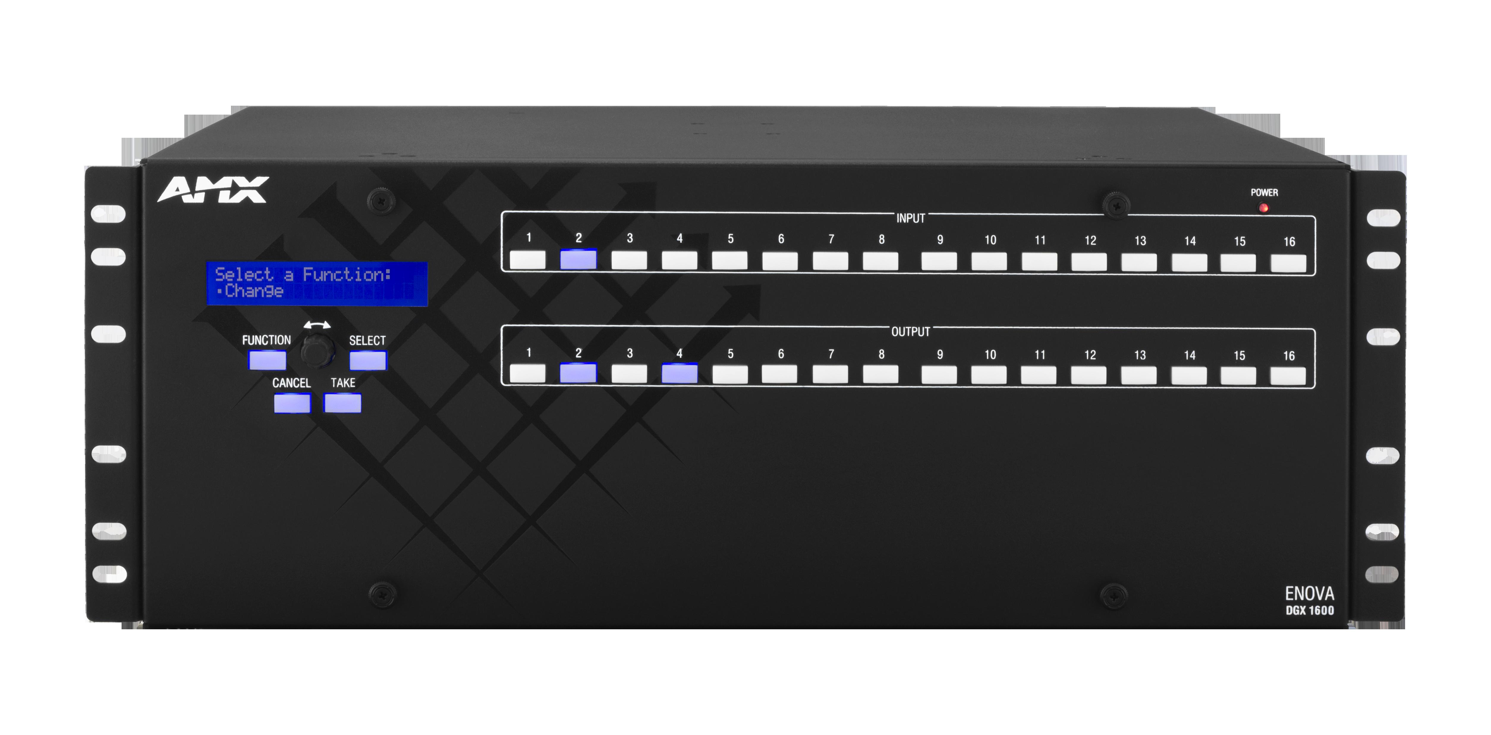 DGX1600-ENC - Front