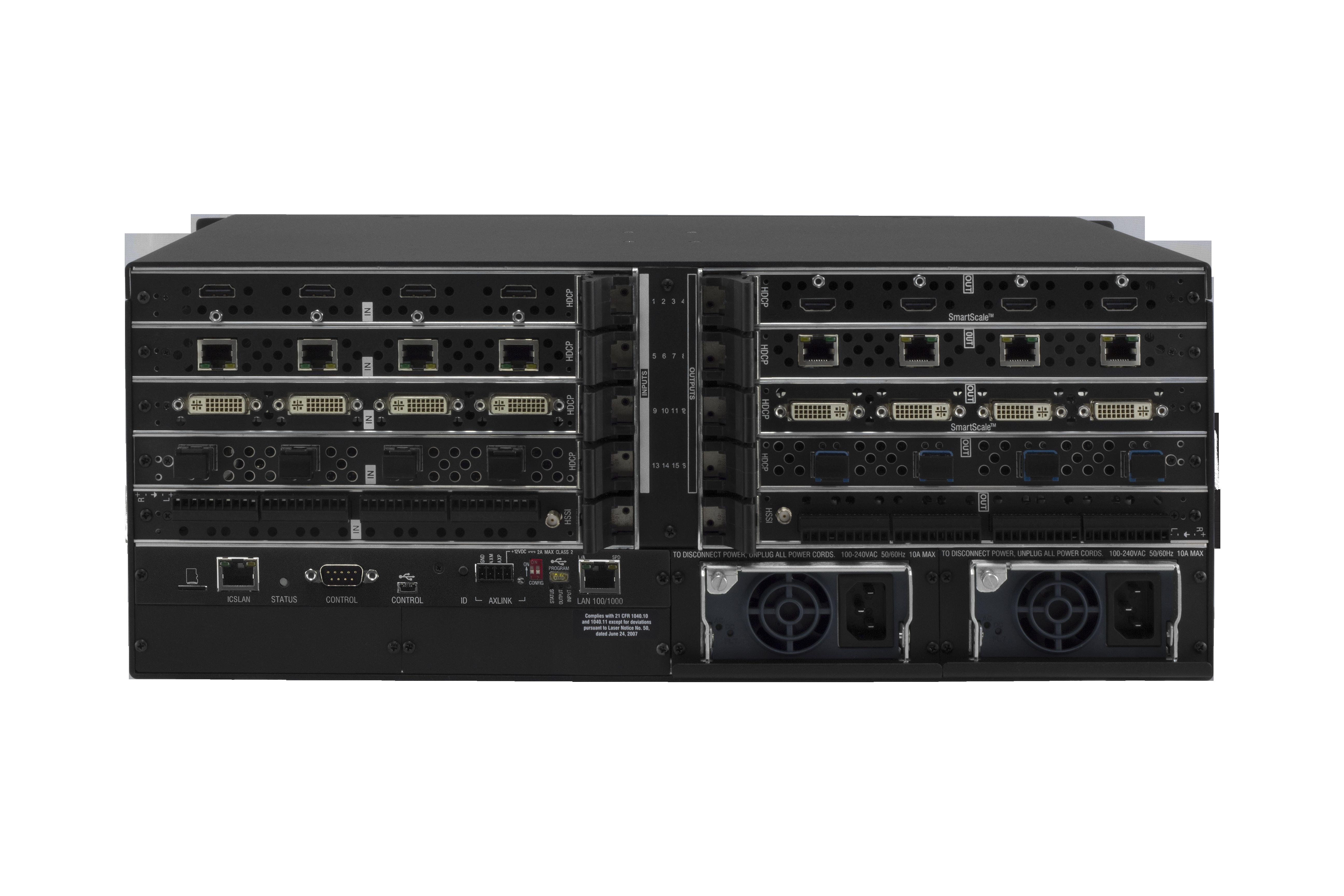 DGX1600-ENC - Rear