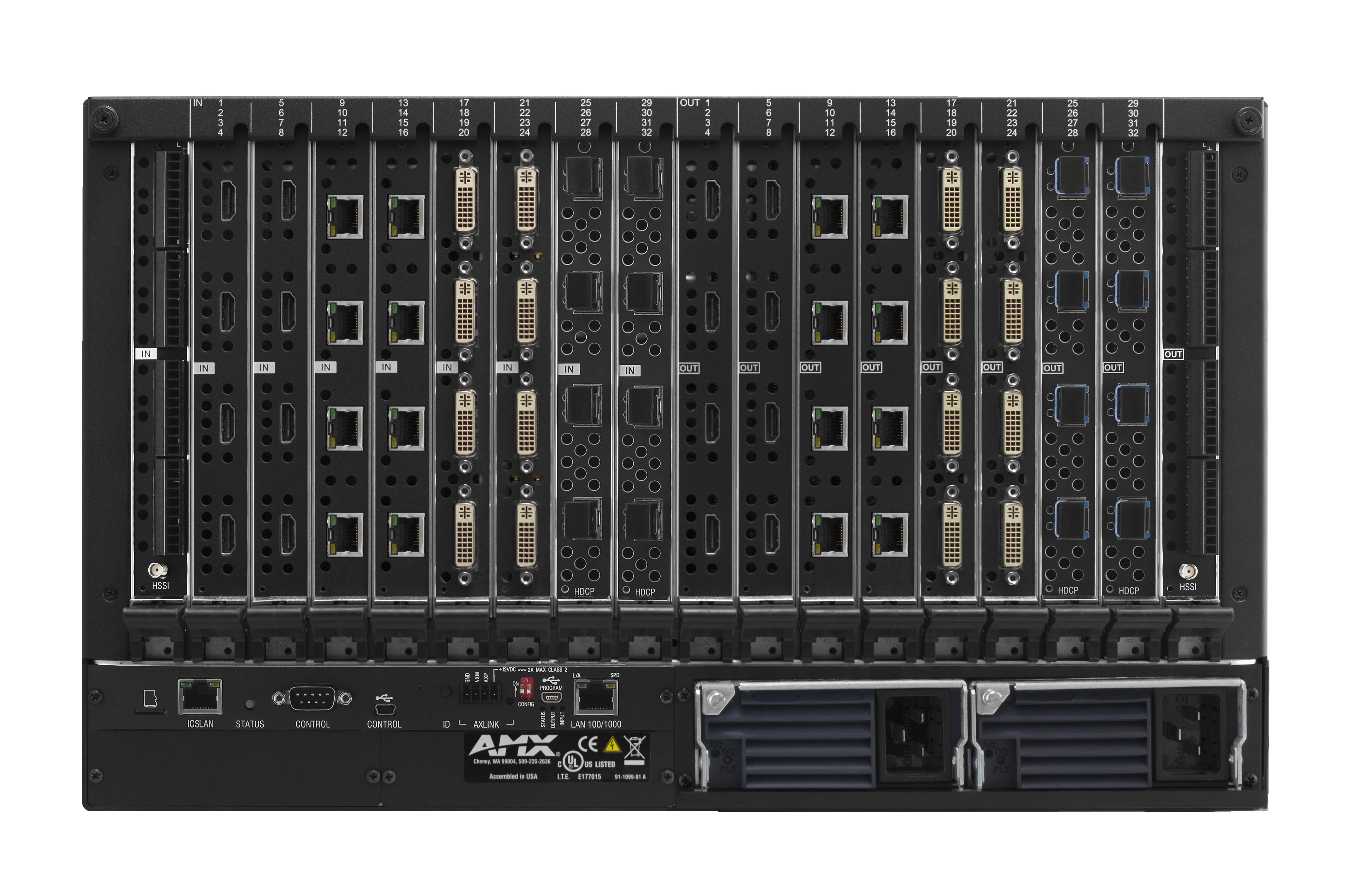 DGX3200-ENC - Rear Straight