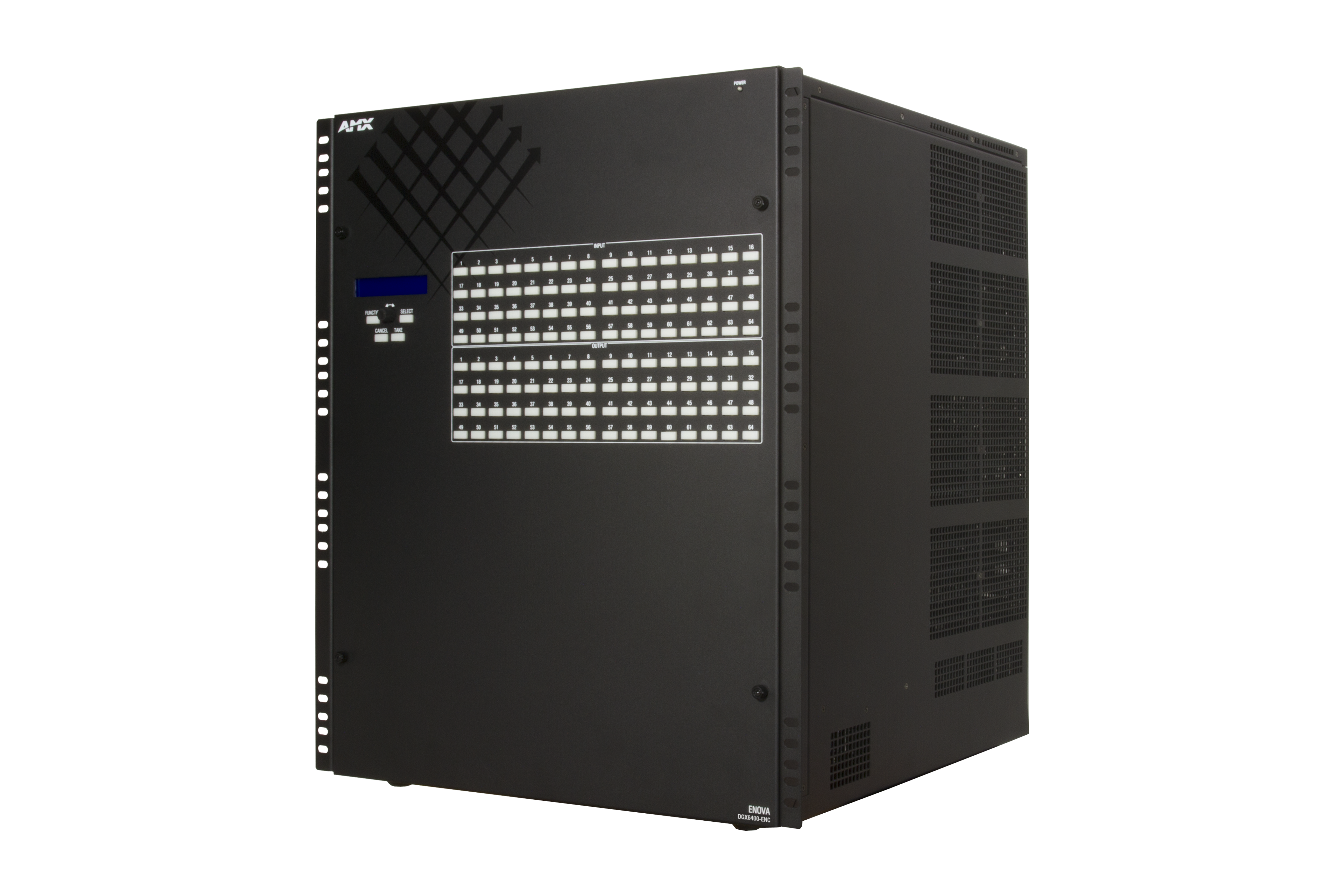 DGX6400-ENC - Front Left