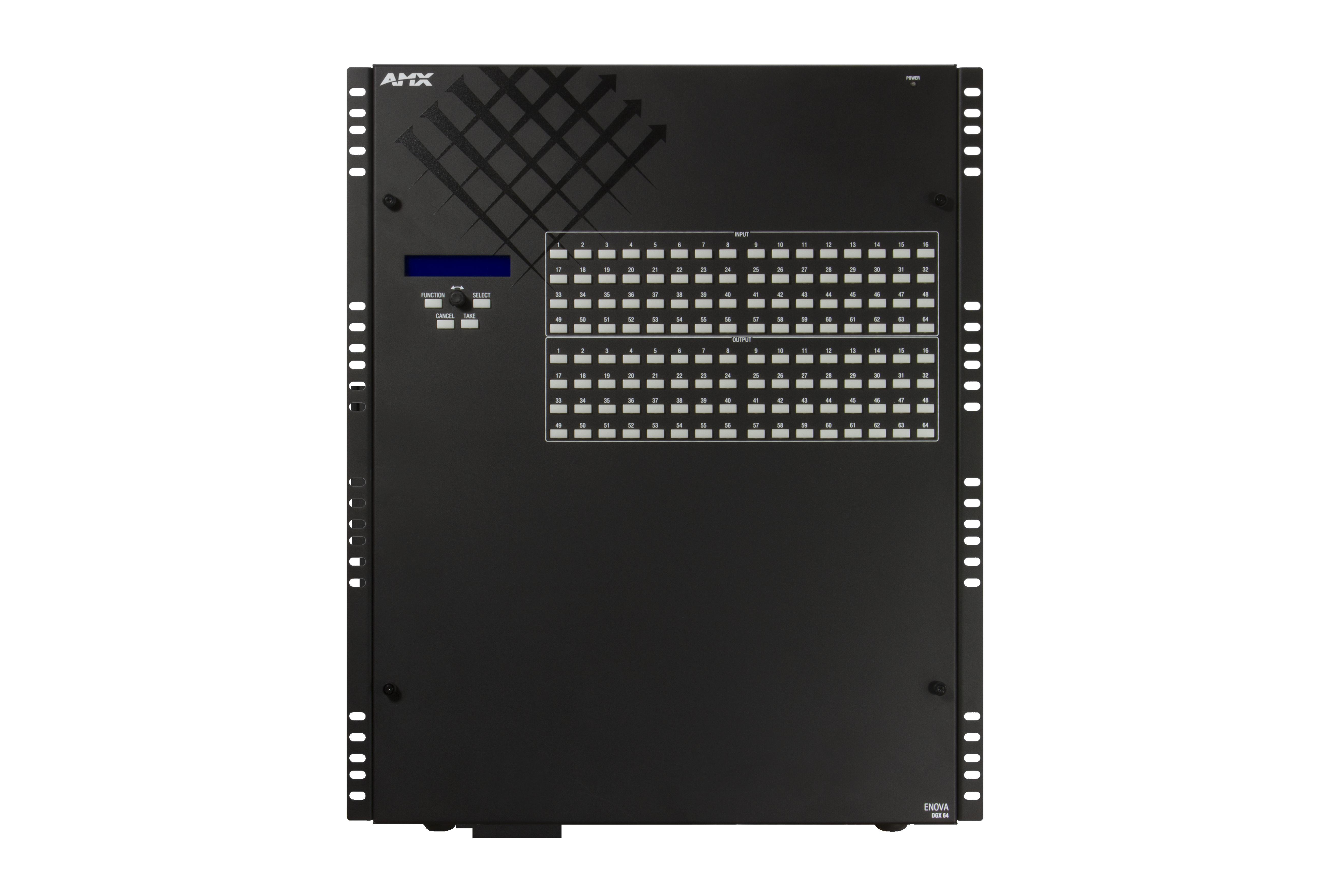 DGX64-ENC - Front