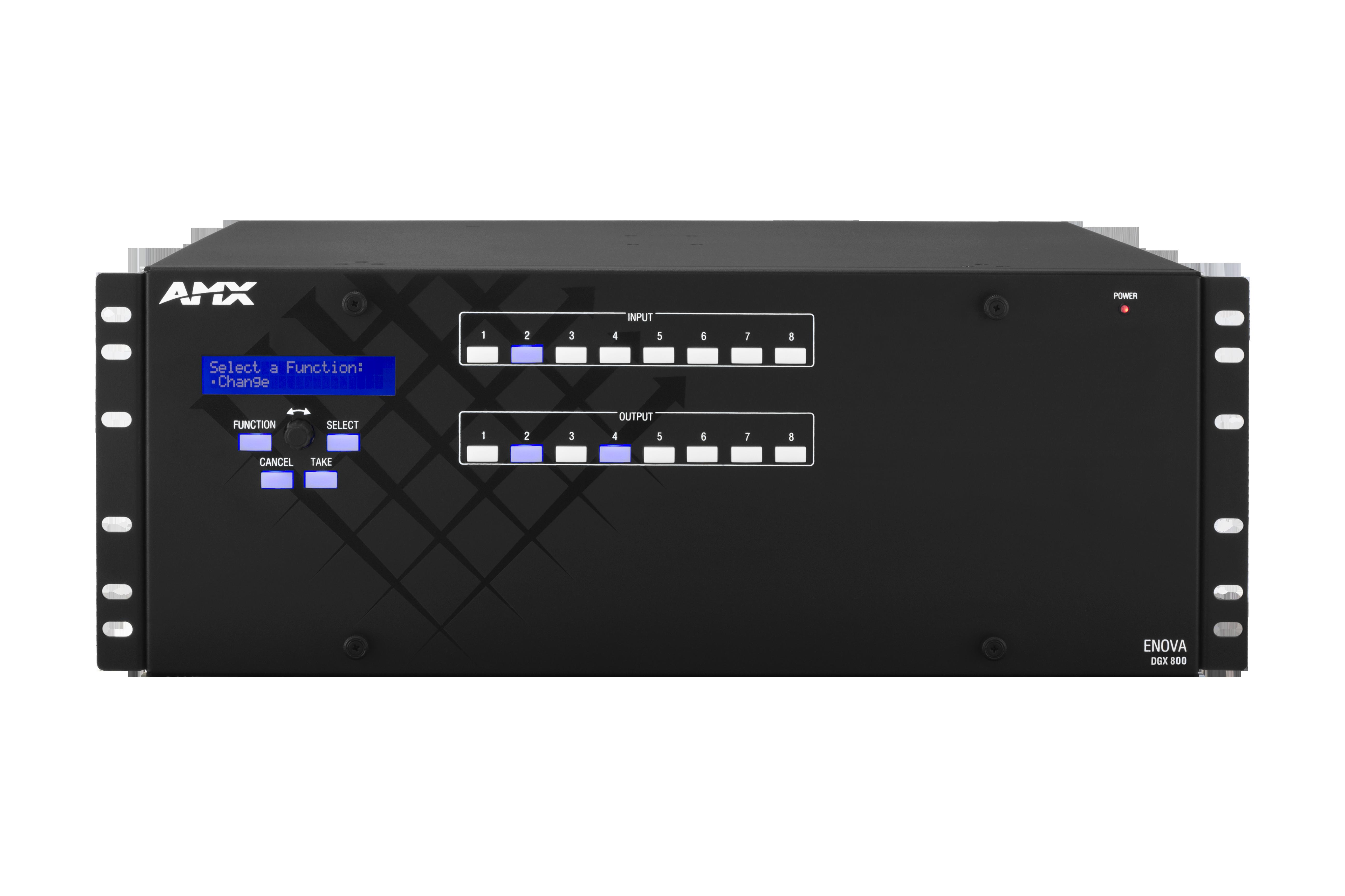DGX800-ENC - Front