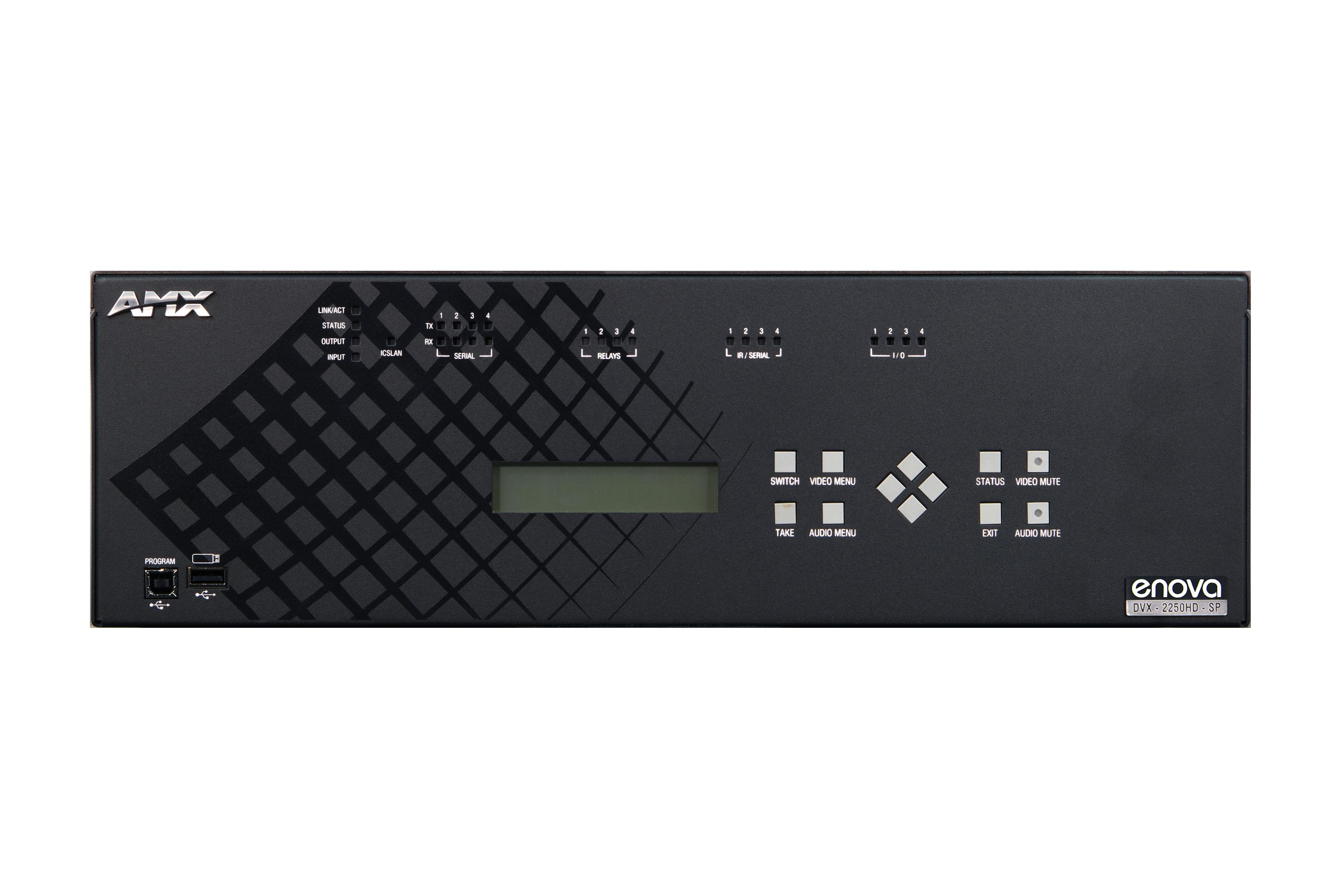 DVX-2250HD-SP - Front