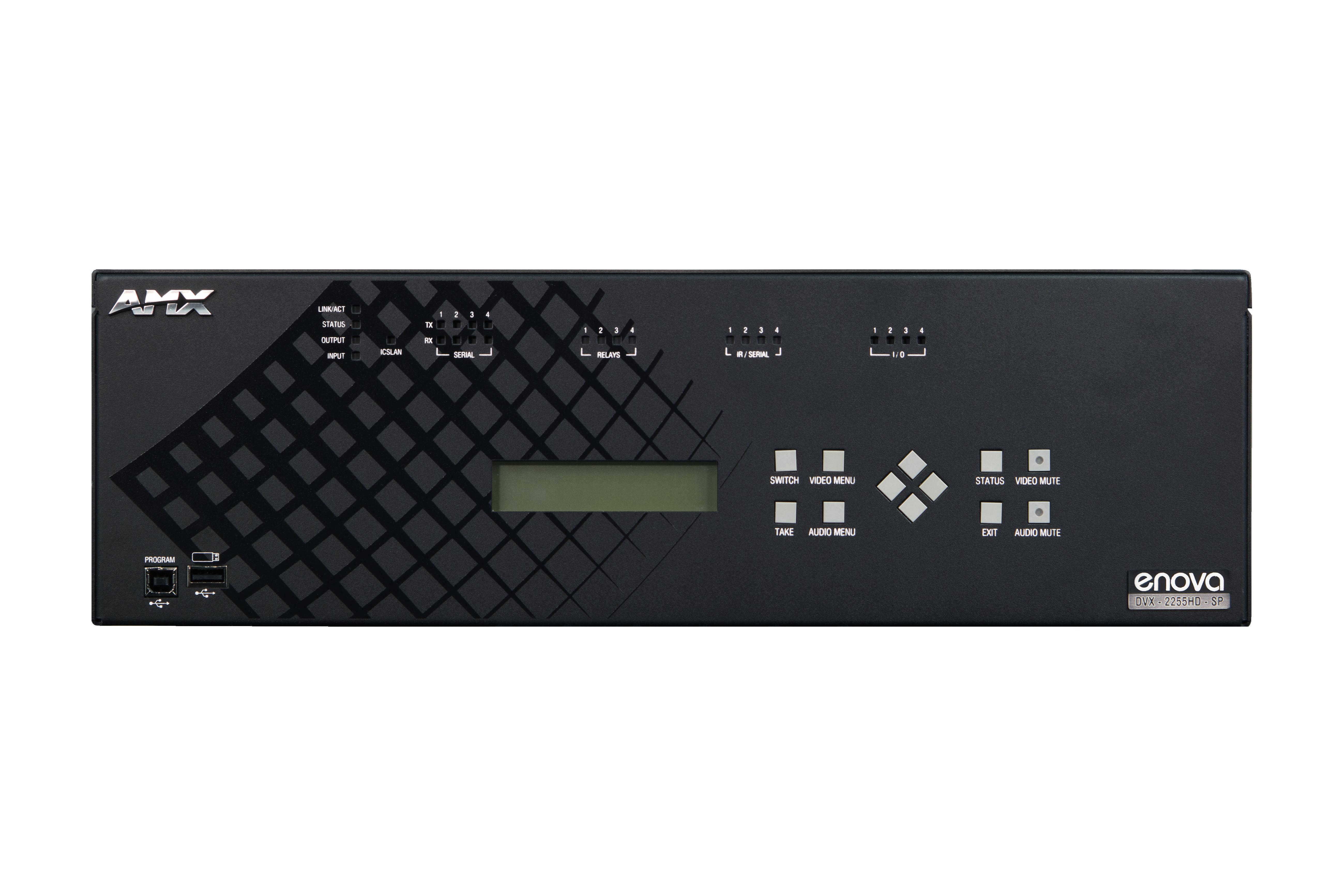 DVX-2255HD-SP - Front