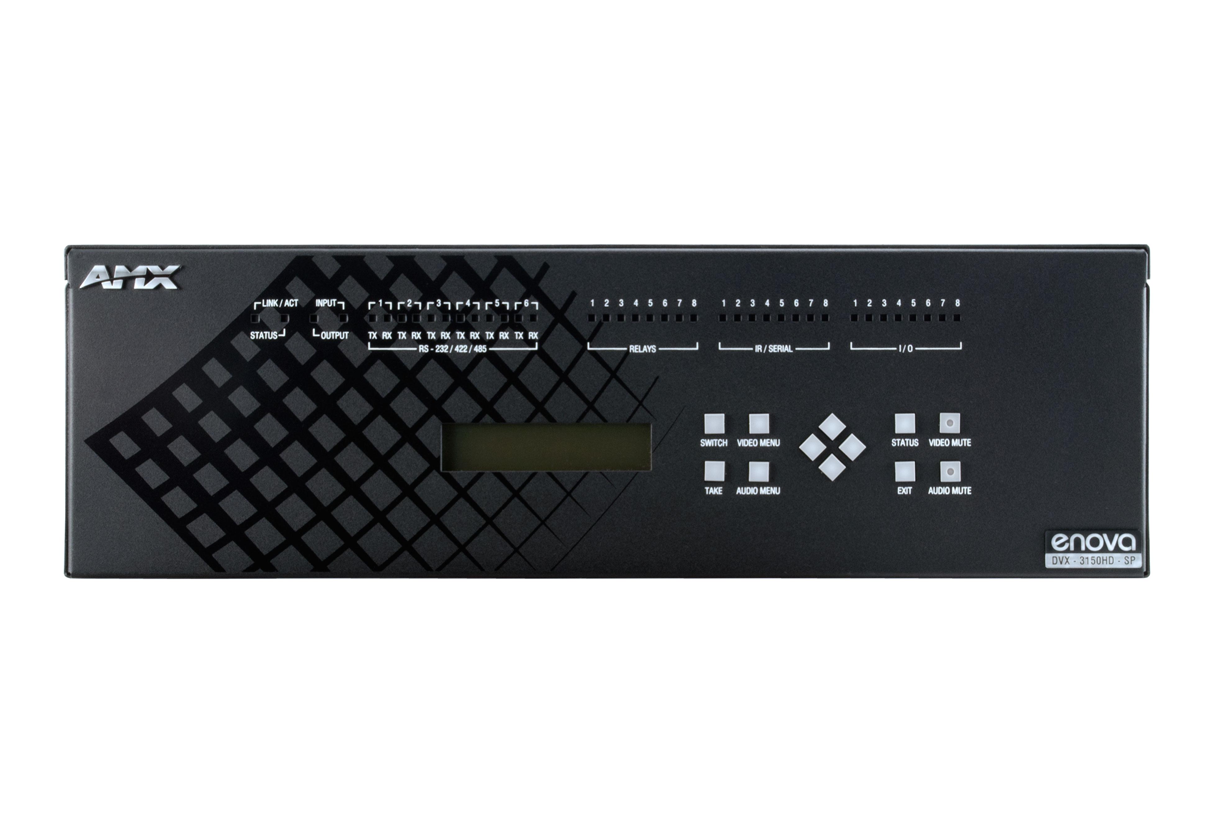 DVX-3150HD-SP - Front