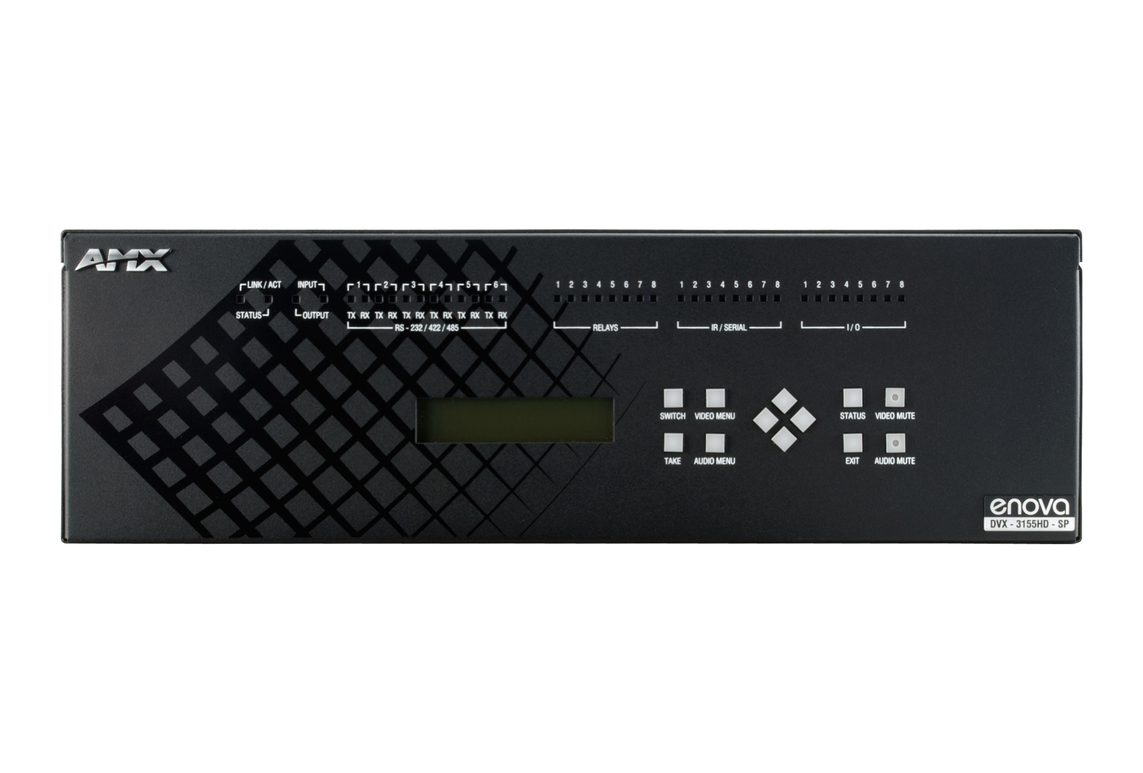 DVX-3155HD-SP - Front
