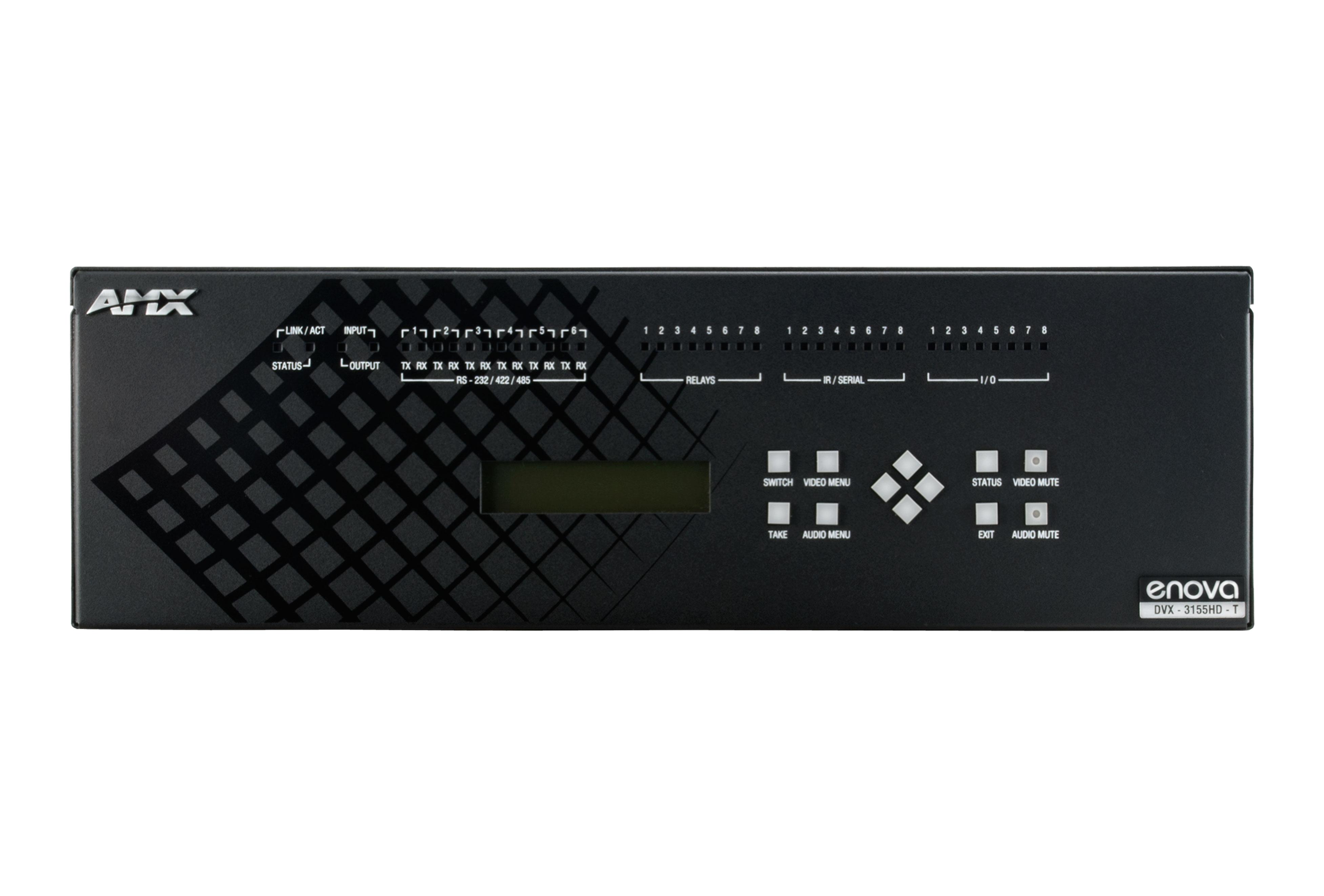 DVX-3155HD-T - Front