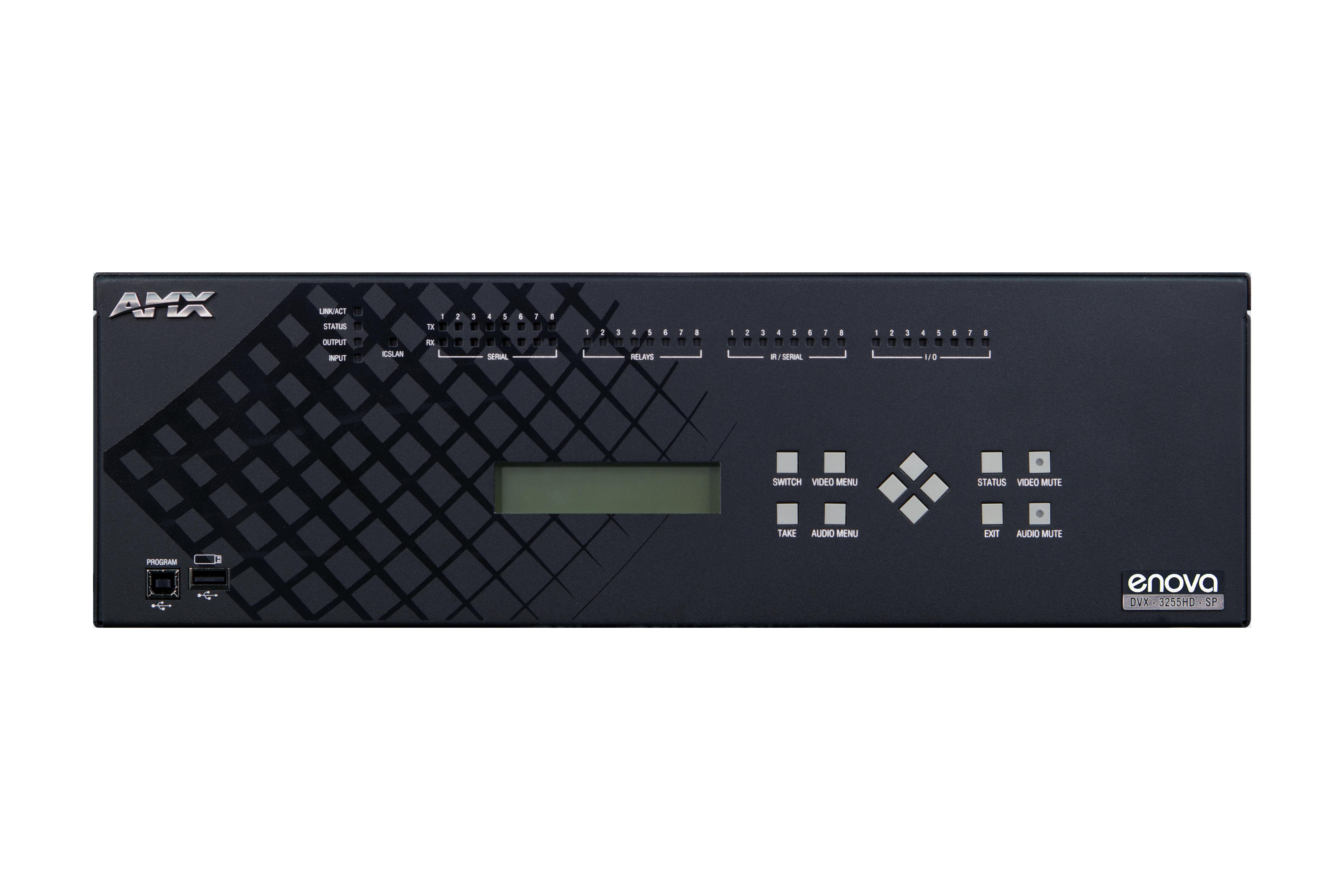 DVX-3255HD-SP - Front