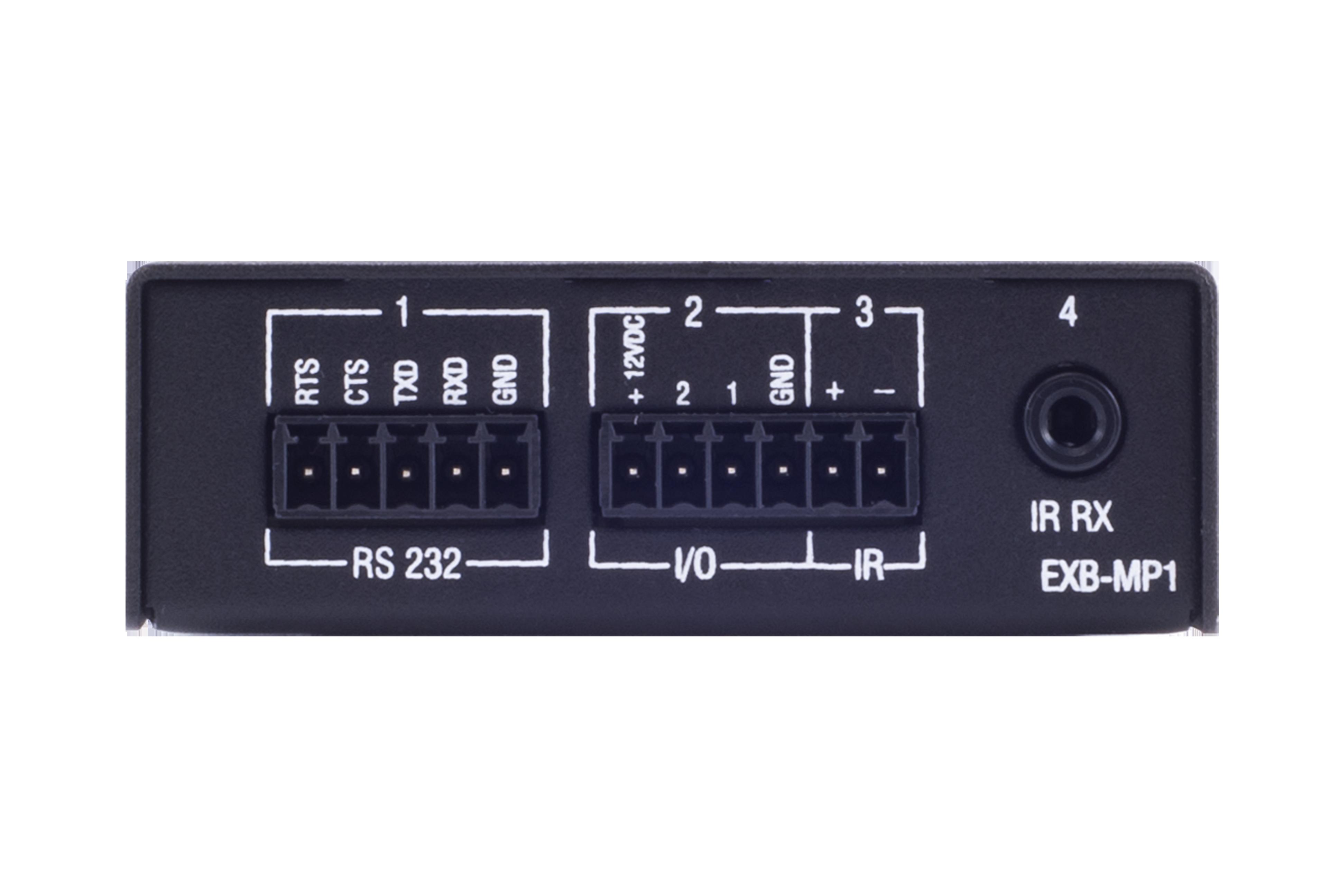 EXB-MP1 - Rear