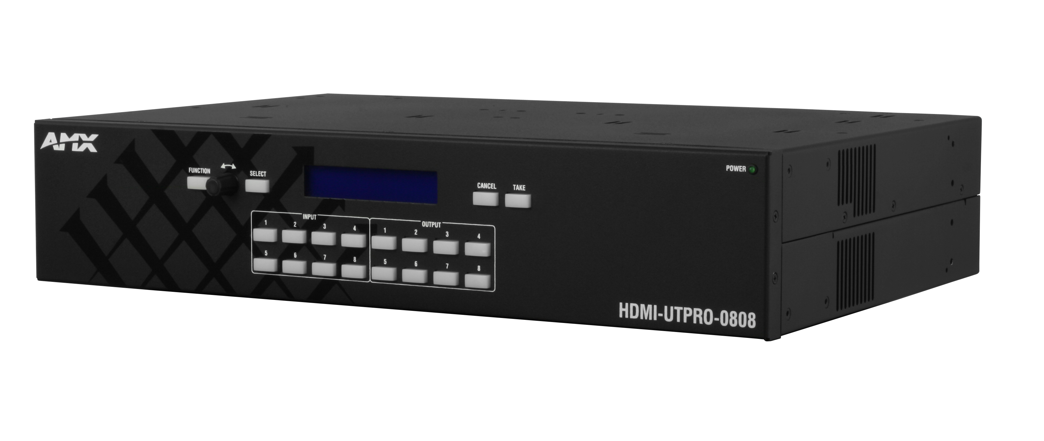 HDMI-UTPRO-0808 Front Left