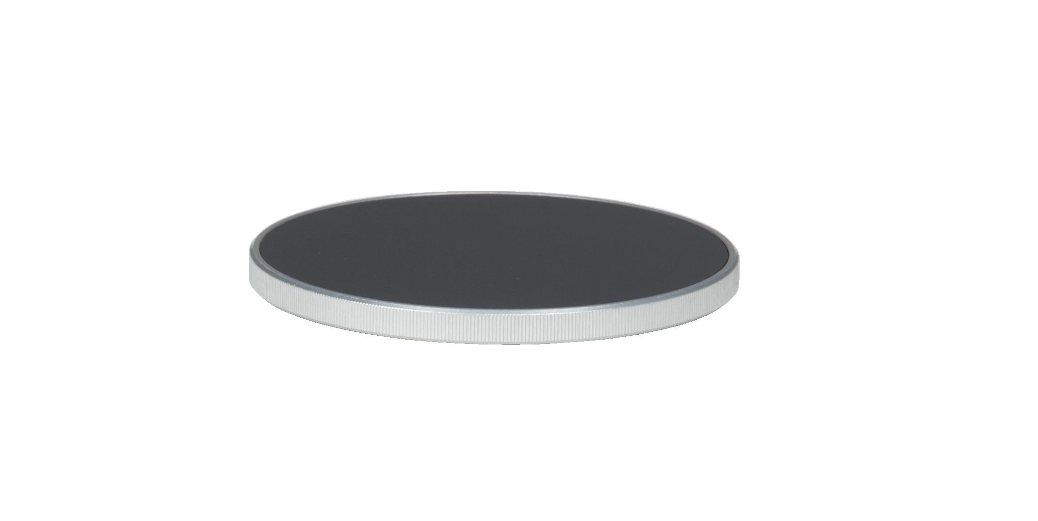 HPG-20 - Matte Black in Silver Metal
