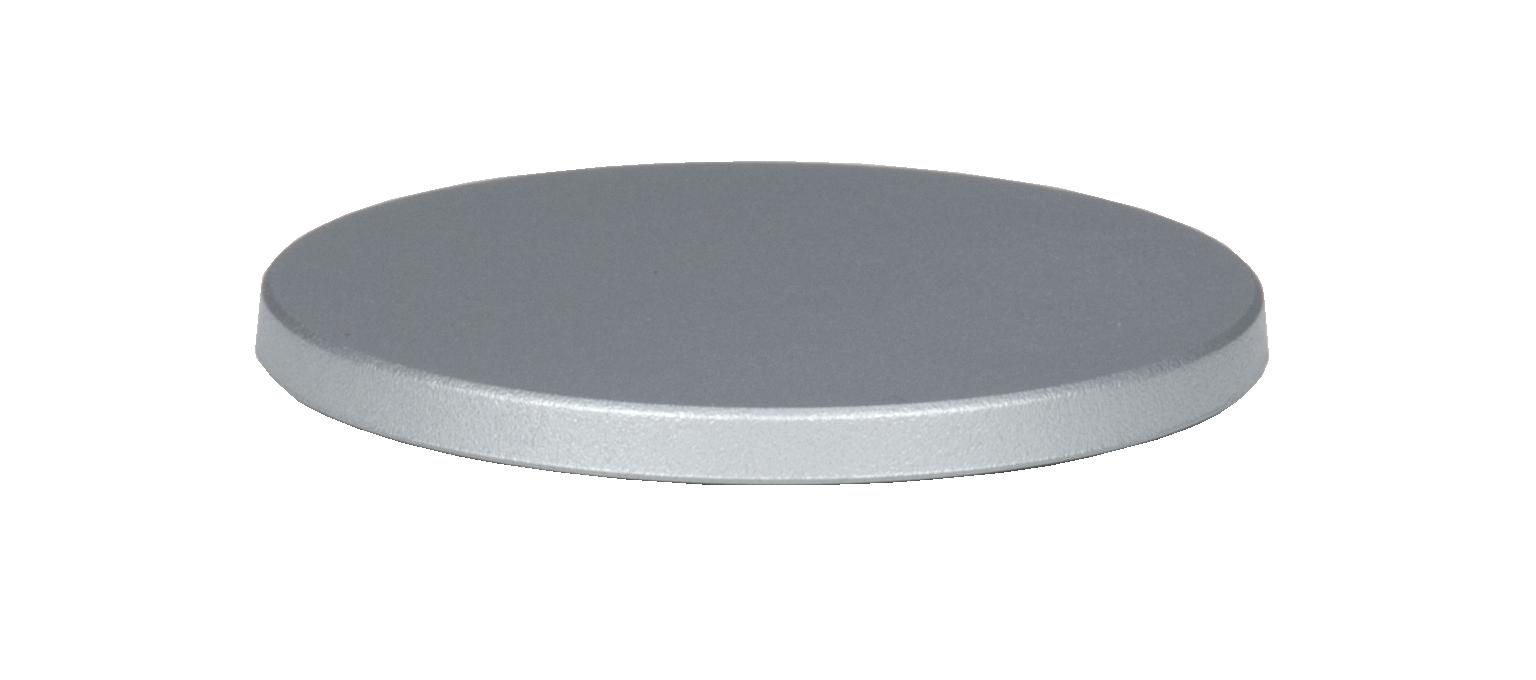 HPG-20 - Matte Silver Plastic