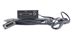 HPX-AV101-DVI-A With Cable