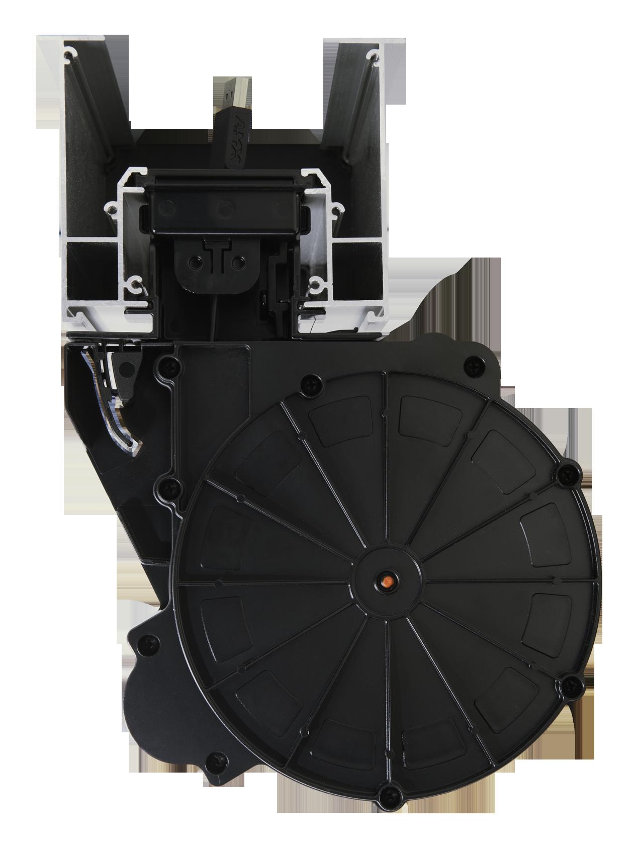 HPX-AV102-DP-R In-Chassis