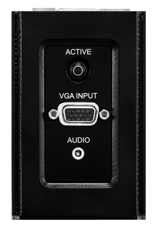HPX-C5400-VGA+A - Front