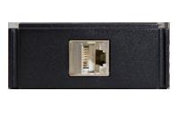 HPX-N100-SRJ45 - Front