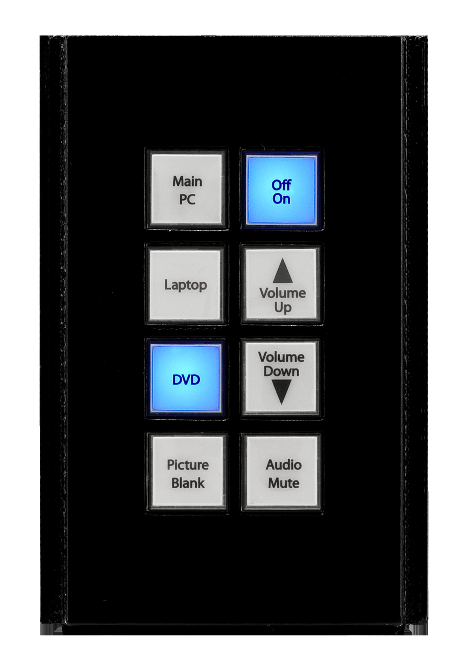HPX-U400-CP-1008 - Front