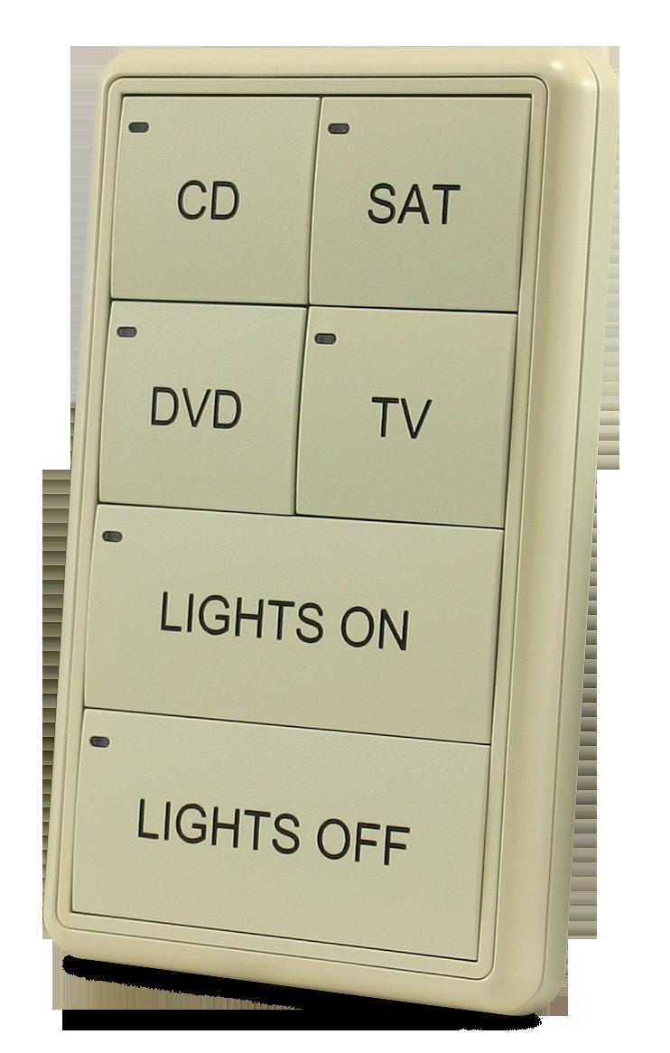 MIO-CLASSIC-S Keypad - Beige (Left)