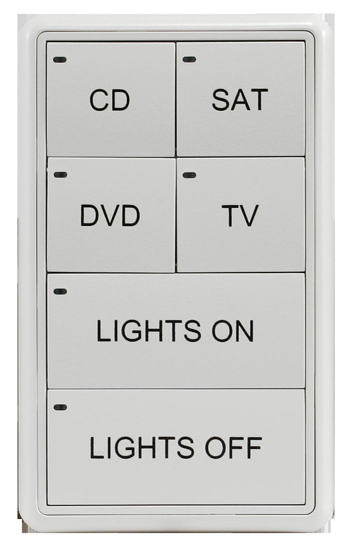 MIO-CLASSIC-S Keypad - White