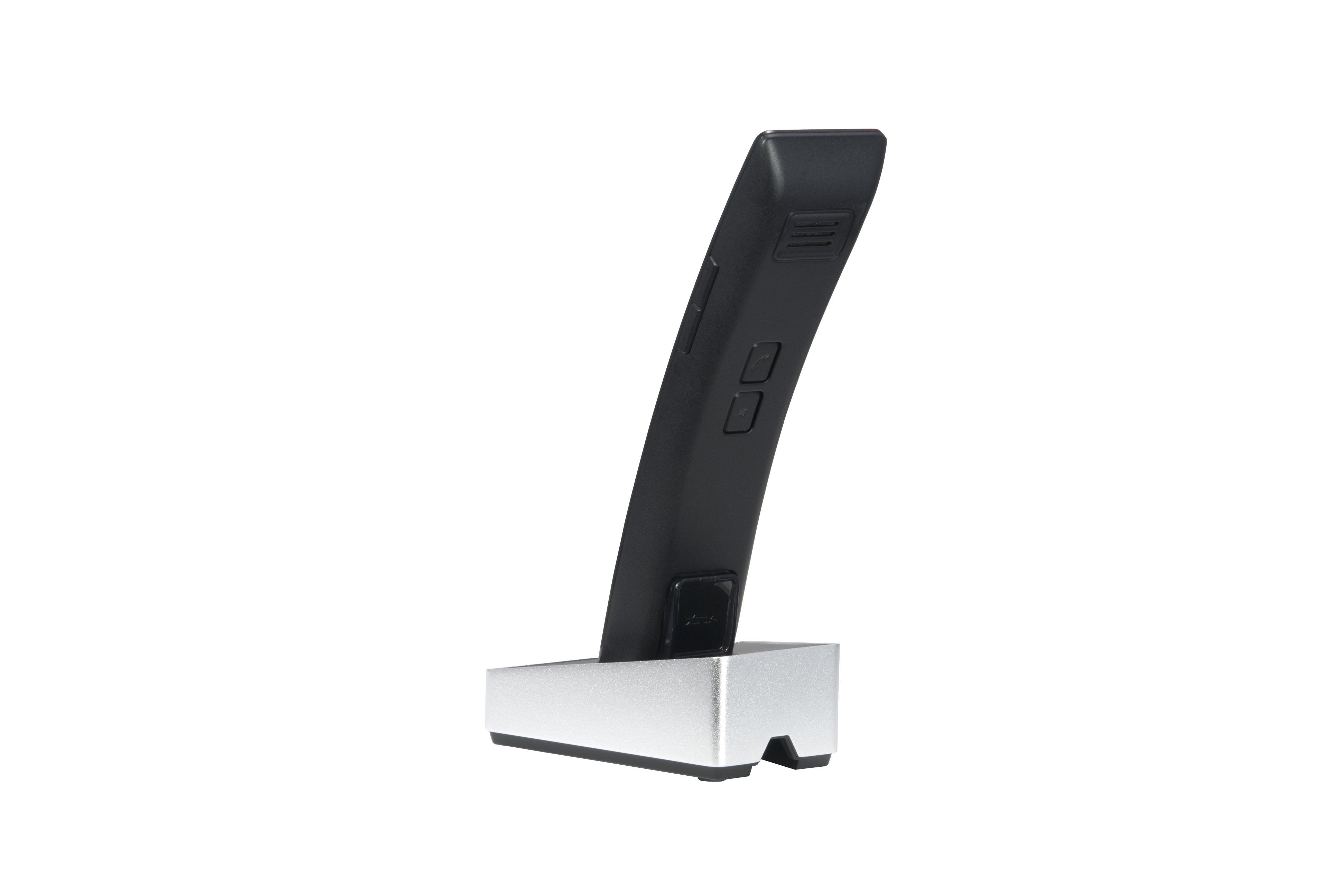 MXA-HST Handset in Base - Rear Right