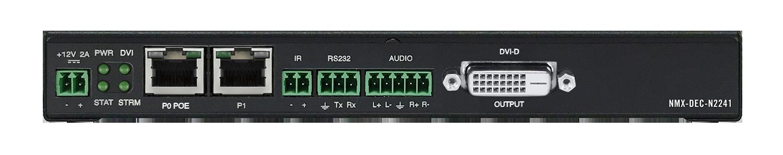 NMX-DEC-N2241 Rear