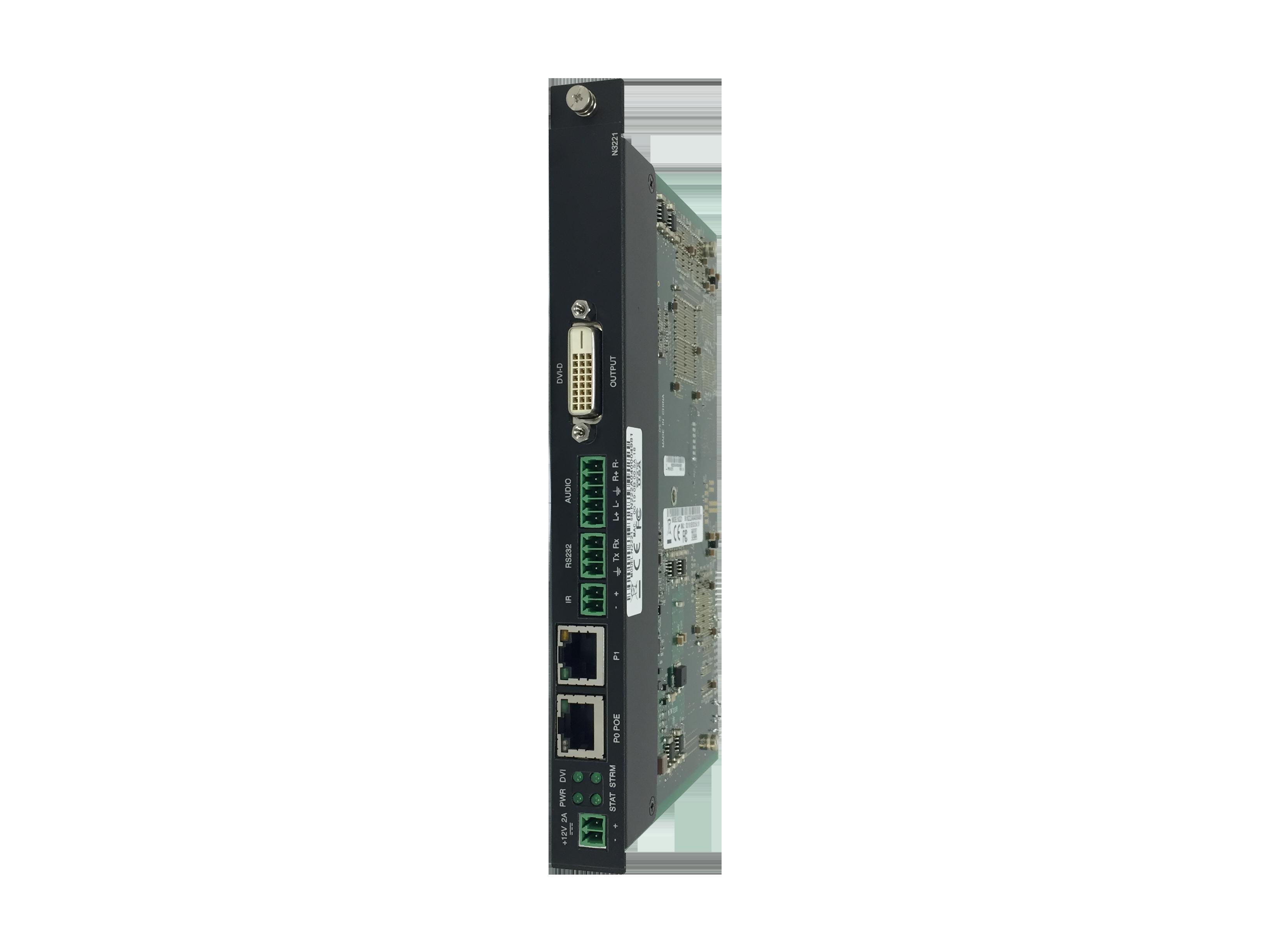 NMX-DEC-N3221-C Front