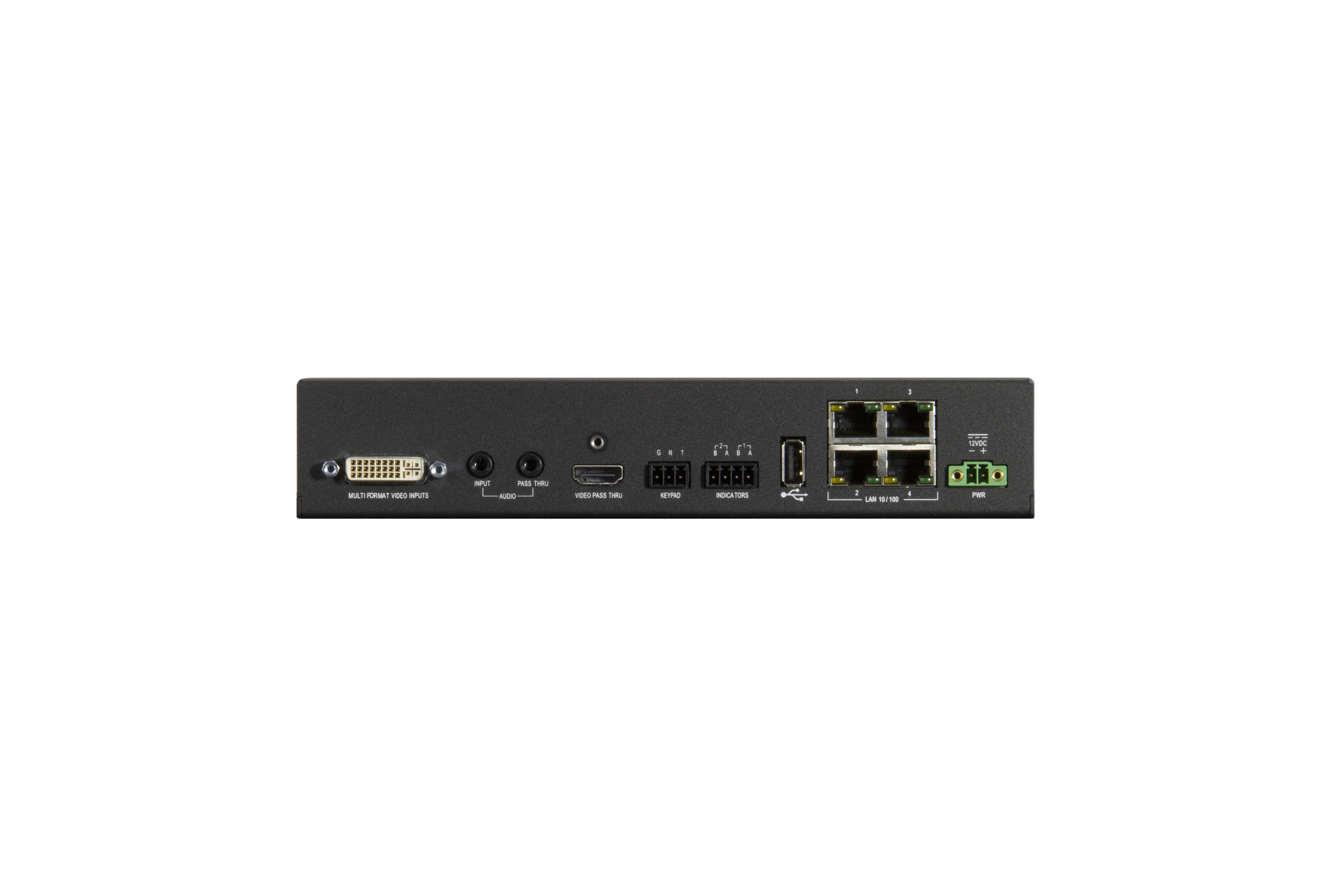 NMX-ENC-1100 - Rear