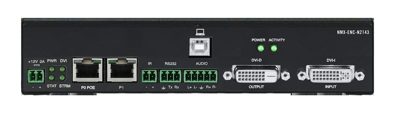 NMX-ENC-N2143 Rear