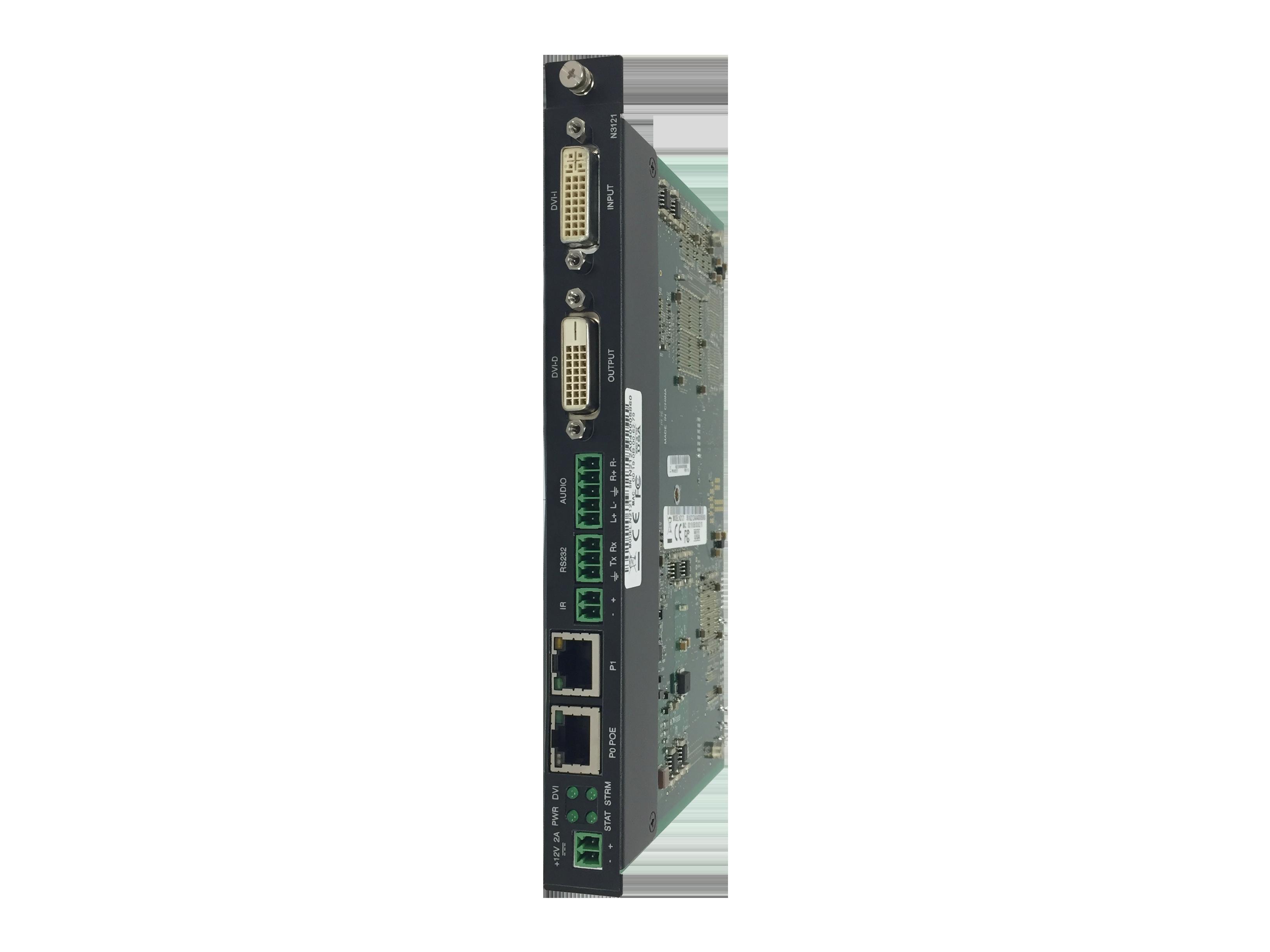 NMX-ENC-N3121-C Front