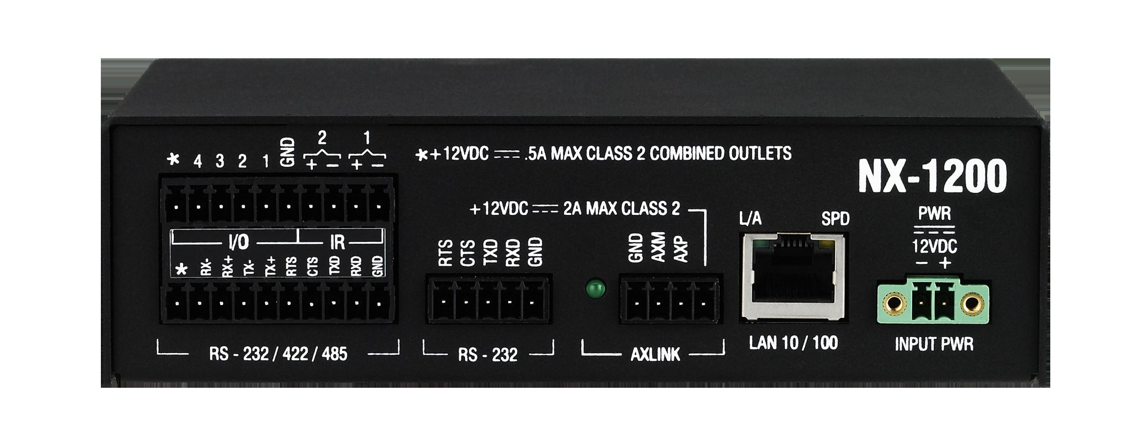 NX-1200 Rear High
