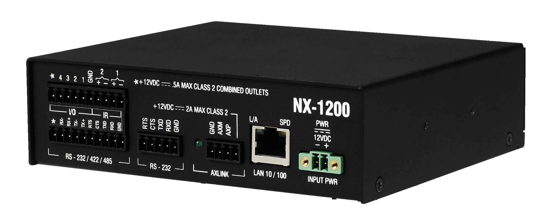 NX-1200 Rear Left
